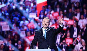 """Wybory prezydenckie 2020. Andrzej Duda: """"Mój główny cel to być z rodakami"""""""
