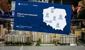 Koronawirus w marcu nie obniżył cen nieruchomości. Raport cenowy money.pl oraz RynekPierwotny.pl