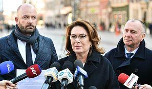 Małgorzata Kidawa-Błońska 5 razy głosowała przeciwko pieniądzom na onkologię