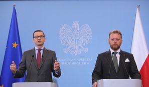 Wybory prezydenckie 2020. Ujawniono list Jarosława Gowina. Nieoczekiwane słowa o Mateuszu Morawieckim i Łukaszu Szumowskim