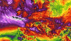 Pogoda. Do Europy pędzi niż Zehna. Czeka nas zmiana pogody