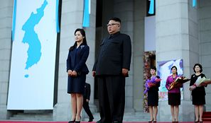 Korea Północna. Kim Dzong Un i sekrety jego żony [FRAGMENT]