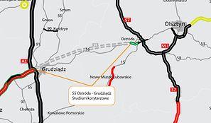 Będzie nowy odcinek trasy S5. Dobre wieści dla mieszkańców północy