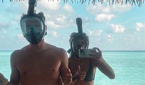 Wieczna podróż poślubna w raju. Przez koronawirusa para utknęła na Malediwach