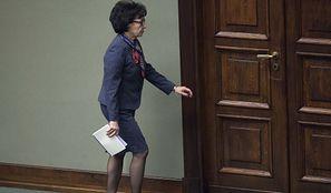 """Awantura w Sejmie. Anulowano głosowanie. """"Nie było żadnej awarii"""""""