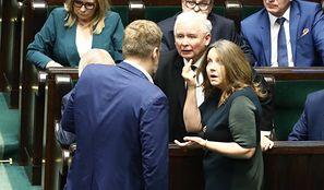 Zmiana decyzji w sprawie Joanny Lichockiej. Nie przedstawi uchwały potępiającej hejt. Sprawozdawcą będzie inny polityk PiS