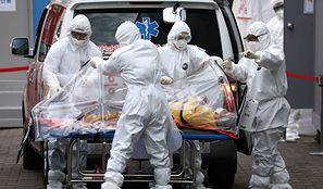 Korea Południowa. Ponad 50 osób wyleczonych z COVID-19 zachorowało ponownie