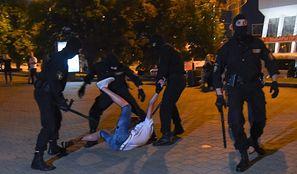 Protesty w Mińsku. Coraz więcej Białorusinów może szukać szczęścia w Polsce