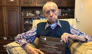 Został najstarszym mężczyzną świata. Zdradził swoją receptę na długowieczność