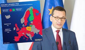 Polska gospodarka miała być wzorem. Dwa inne kraje świecą przykładem