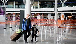 Lotniska straciły 70 proc. pasażerów. Niektórzy mogą tego nie przetrwać
