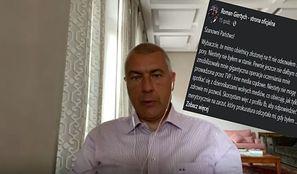 Roman Giertych zabrał głos. Odpowiada w mediach społecznościowych na zarzuty