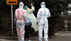 Koronerzy potrzebni do ofiar koronawirusa. 738 zł za stwierdzenie zgonu. Chętnych brak
