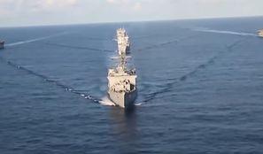 Płyną tankowce. Iran straszy USA