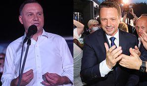 Majątek Dudy i Trzaskowskiego. Tyle mają kandydaci na prezydenta