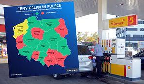 Ceny paliw na wakacje wyraźnie wzrosły. Uważaj, gdzie tankujesz