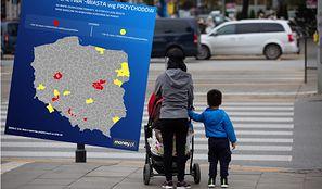 """""""Enklawy bogactwa"""". To nie miasta wojewódzkie są najbogatsze w Polsce"""