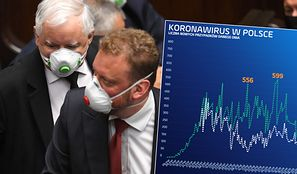 Koronawirus w Polsce i na świecie. Niemcy i Włosi mają mniejszy problem niż my