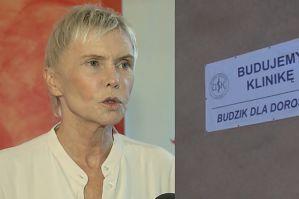 """Ewa Błaszczyk: """"Powstanie klinika """"Budzik"""" dla dorosłych"""""""