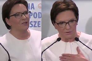 """Ewa Kopacz: """"Polska jest piękniejsza niż 8 lat temu"""""""