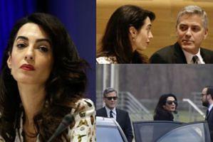 """Amal Clooney żąda od Wielkiej Brytanii przyjmowania uchodźców z Syrii: """"Jest mi wstyd, że ignorujemy ich wołanie o pomoc!"""""""