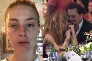 """Amber Heard udzieliła pierwszego wywiadu od rozwodu! """"Jak to się mogło przytrafić mnie?"""""""