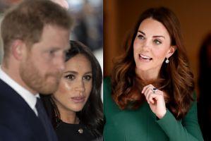 """Oschłe życzenia dla Meghan i Harry'ego od Kate i Williama. """"Czekamy na spotkanie z nowym członkiem rodziny"""""""