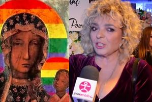 """Katarzyna Grochola: """"Jestem za tęczowym życiem"""""""