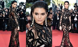 Kendall Jenner w Roberto Cavalli