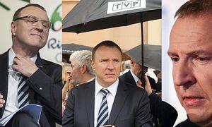 Dwa lata rządów Jacka Kurskiego w TVP