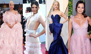Lady Gaga, Kendall Jenner, Nicole Kidman i Paulina Krupińska