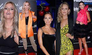 ZATRZĘSIENIE celebrytek na Flesz Fashion Night 2019