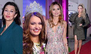 Błyszcząca Cleo, skromna Julia Wróblewska i dekolt Pauliny Sykut - tak prezentowali się celebrytki i celebryci na wyborach Miss Warszawa 2019
