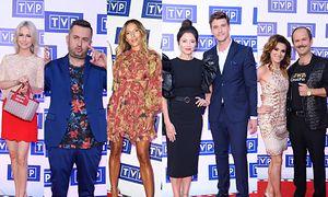 Celebryci na prezentacji ramówki TVP