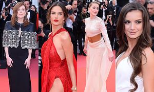 "Gwiazdy na premierze ""Les Miserables"" w Cannes"