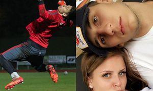 Kamil Grabara, chłopak Poli Lis, zagra przeciwko Manchester United!