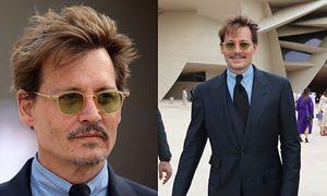 Schludny Johnny Depp otwiera muzeum w Katarze. Wychodzi na prostą? (ZDJĘCIA)