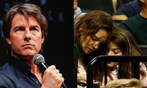 """Tom Cruise spotka się ze swoją córką po 5 LATACH? """"Zaczął zbierać prawników"""""""