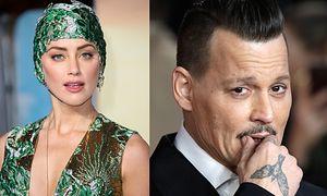 """Johnny Depp naciskał na usunięcie Amber Heard z obsady """"Aquamana""""?"""