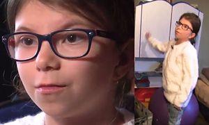 """13-latka apelująca w TVN-ie o dom... została okradziona! """"Nie ma telewizora, laptopa i komputera!"""""""