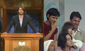 """Tom Cruise OPUSZCZA SCJENTOLOGÓW? """"Chce zrobić to dla córki"""""""