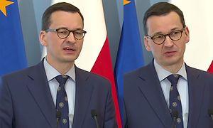 """Mateusz Morawiecki o likwidacji OFE: """"Zwracamy te pieniądze ludziom"""""""