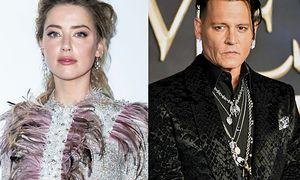 """Amber Heard oskarża Johny'ego Deppa: """"Bił mnie, wyrywał włosy, prawie mnie udusił"""""""