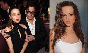 """Johnny Depp spotyka się rosyjską TANCERKĄ GO-GO! """"Chce pojechać z nią do Rosji, żeby poznać jej rodziców"""""""