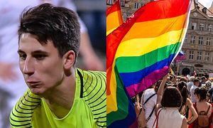 """Kamil Grabara grzmi na Twitterze: """"JESTEM OSOBĄ HETEROSEKSUALNĄ! Sakrament małżeństwa powinien być przyzwolony tylko osobom heteroseksualnym!"""""""