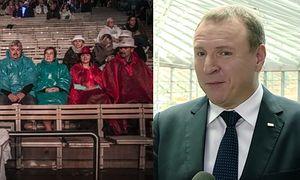 """Kurski przekonuje: """"Oglądalność opolskiego festiwalu pobiła wszelkie rekordy. To był horror z happy endem!"""""""