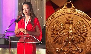 Bachleda-Curuś nagrodzona w Miami! Za promowanie polskiej kultury...