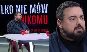 """Tomasz Sekielski: """"Prokuratorzy przeanalizują przypadki ujawnione w filmie"""""""