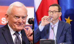 """Miller i Belka śmieją się z Morawieckiego: """"Ciekawe, kiedy powie, że wylądował na księżycu"""""""