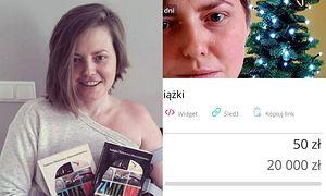 """Isabel Marcinkiewicz PROSI O PIENIĄDZE od internautów na wydanie dwóch książek: """"Wierzę, że mogę liczyć na Waszą pomoc"""""""